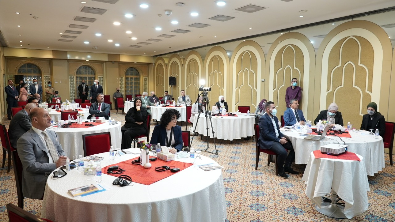 The inaugural session was followed by a panel discussion among experts
