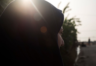 A woman in Iraq. © UNFPA Iraq/Seivan Salim