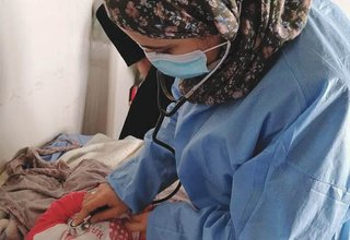 Quarterly update #8 | Quarter 1-2021 | UNFPA Iraq