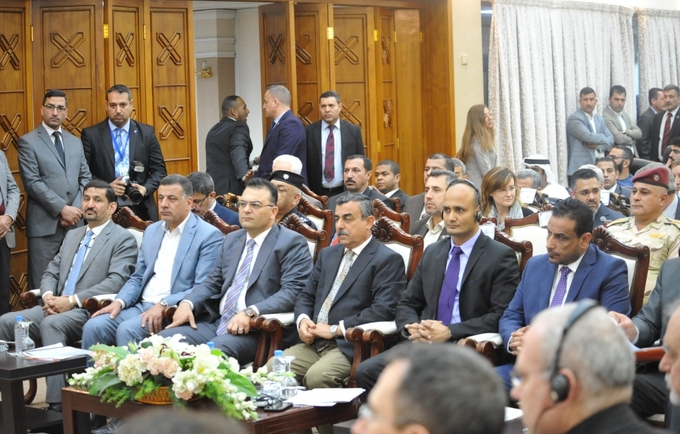 the Government of Iraq and the Humanitarian Community launched on 6 March their 2018 plans for Iraq - © UNAMI