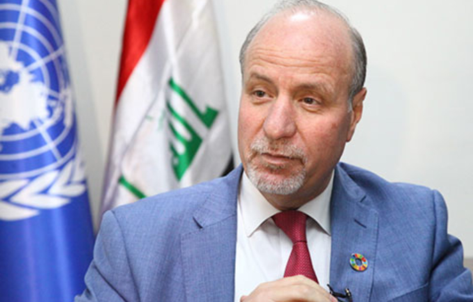 UNFPA Director for the Arab region visit to Iraq