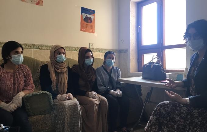 © 2021/UNFPA Iraq Photo