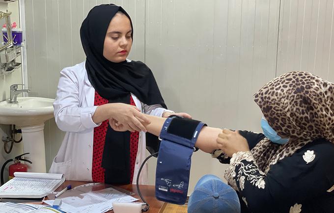 © 2021 - UNFPA Iraq photo by Salwa Moussa