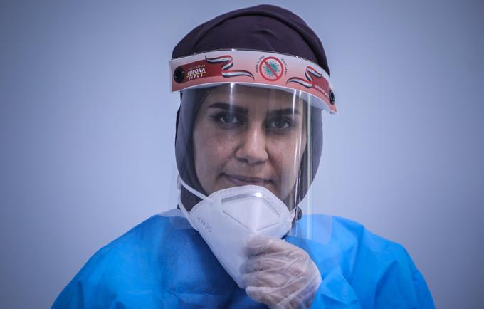 في يوم الصحة العالمي، يجدد كل من منظمة الصحة العالمية وصندوق الأمم المتحدة للسكان وبرنامج الأمم المتحدة الإنمائي التزامهم بمساعدة المجتمعات في جميع أنحاء البلاد للوصول إلى خدمات عالية الجودة لعراق أكثر صحة وانصافاً.