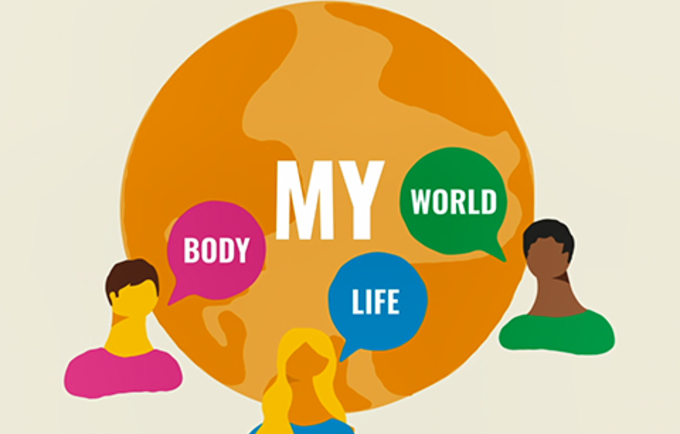 My Body, My Life, My World! A brand new rallying cry for the SDG generation
