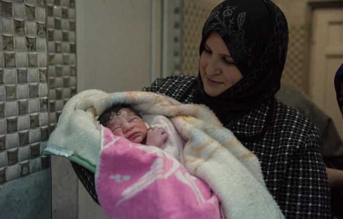 © 2018/ صورة صندوق الأمم المتحدة للسكان العراق
