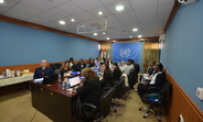 Iraq Humanitarian Community launches the Real-Time Accountability Partnership © UNHABITAT/2018