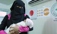 سوف تساعد مساهمة حكومة اليابان البالغة مليوني دولار أمريكي 50,000 مقيم، ونازح، وعائد، ولاجئي سوري في العراق. © صندوق الأمم المتحدة للسكان في العراق