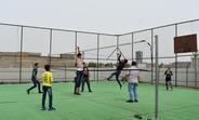 مركز سردم للشباب في مخيم كوركوسك للاجئين السوريين في العراق