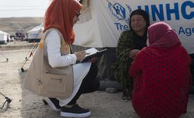 من واجبنا كعاملين في المجال الإنساني أن نفعل ما بوسعنا للوقاية من الاستغلال الجنسي والاعتداء الجنسي في العراق