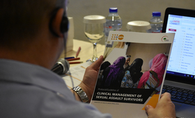UNFPA Strengthens the Clinical Response to Rape in Iraq © UNFPA Iraq