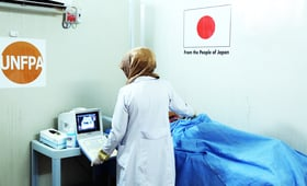 تستمر دولة اليابان الشريكة في لعب دور رئيسي في دعم عمليات صندوق الأمم المتحدة للسكان في العراق، حيث بلغ مجموع مساهماتها خلال الأربع سنوات الماضية 10,552,085 مليون دولار أميركي
