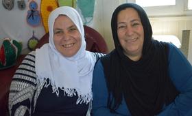 سيتيح دعم استراليا الاستجابة لاحتياجات 38,000 امرأة وفتاة في محافظتي دهوك ونينوى © صندوق الأمم المتحدة للسكان في العراق/ سلوى موسى